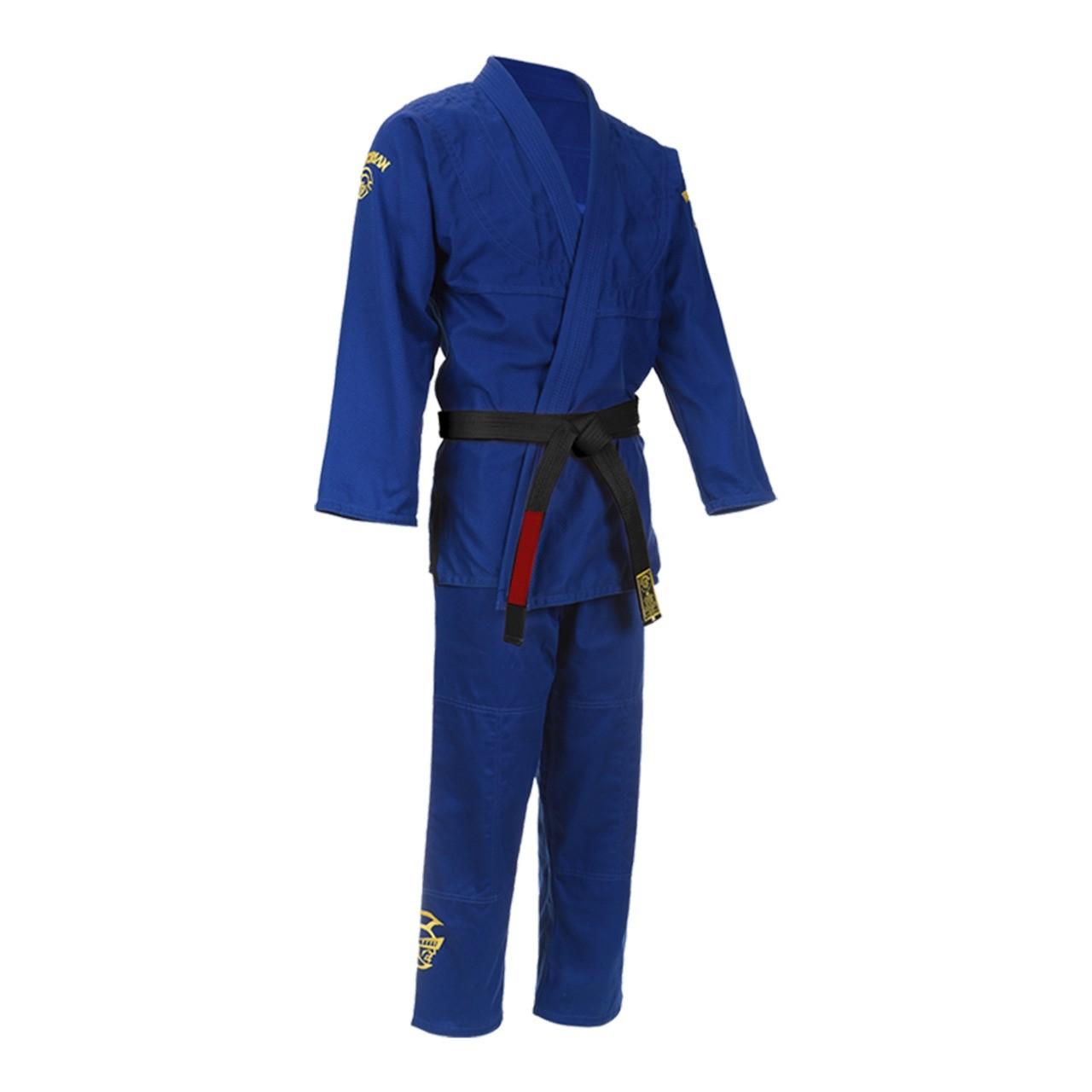 Kimono Pretorian Elite Training Azul Royal