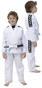 Kimono Vulkan Infantil Para Jiu Jitsu - VKN PRO BRANCO INFANTIL 0212c59425825