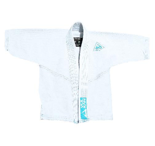 Kimono Vulkan Para Jiu-jitsu Baby Baby Class Masculino Branco