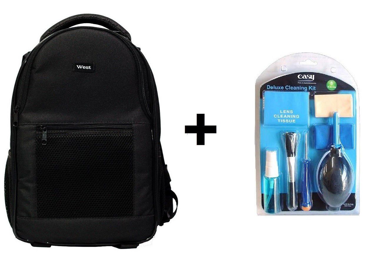 KIT 2X1: MOCHILA JAMILY + KIT DE LIMPEZA 8X1 - JAMILY + 8X1 EASY