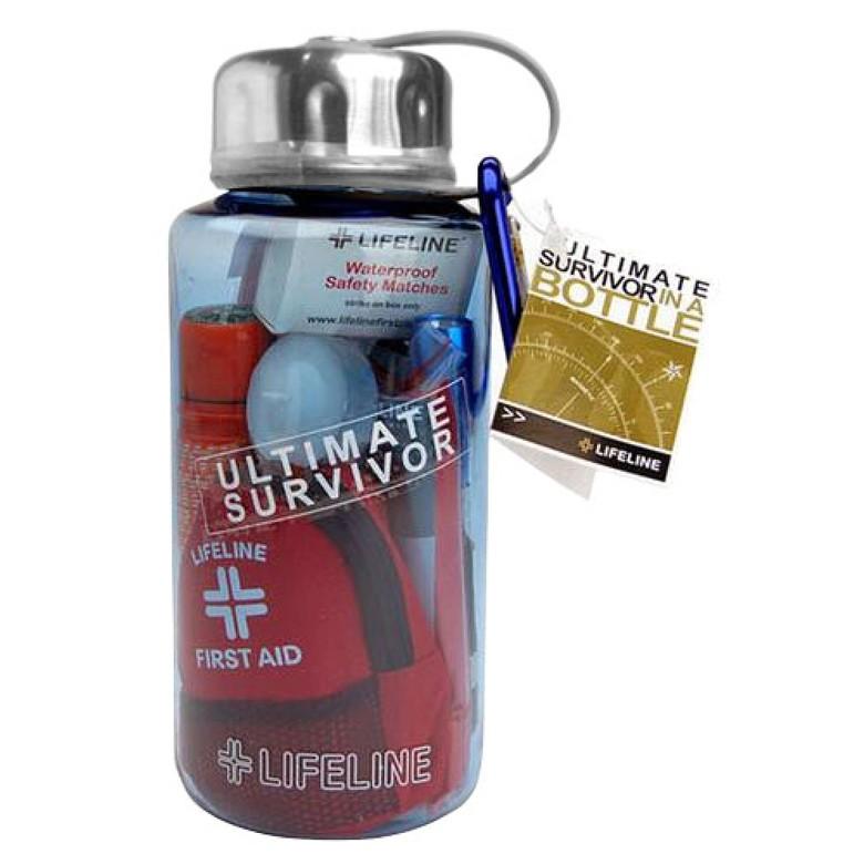Kit De Sobrevivência Cables Unlimited Para Expedição E Acampamentos - NOV4776