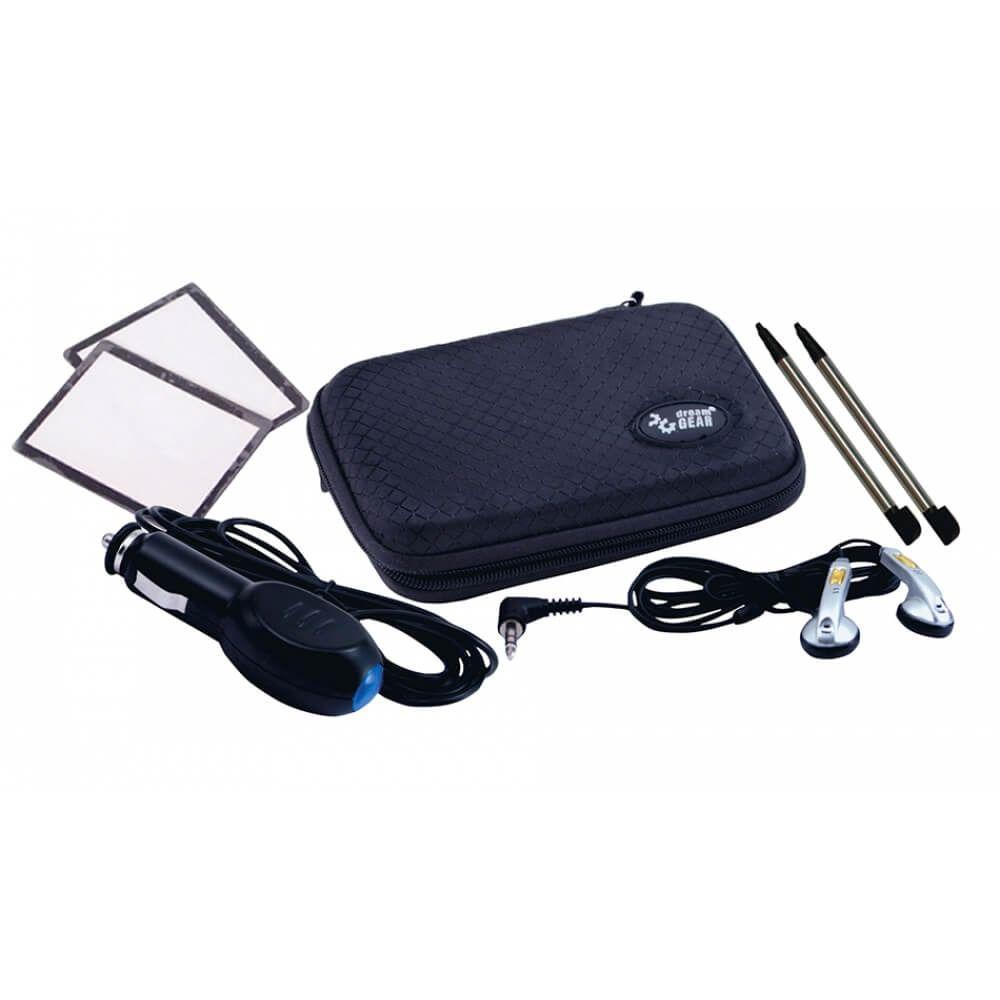 Kit Dreamgear Conjunto Com 8 Acessórios Para Nintendo DS Lite - DGDSL-624