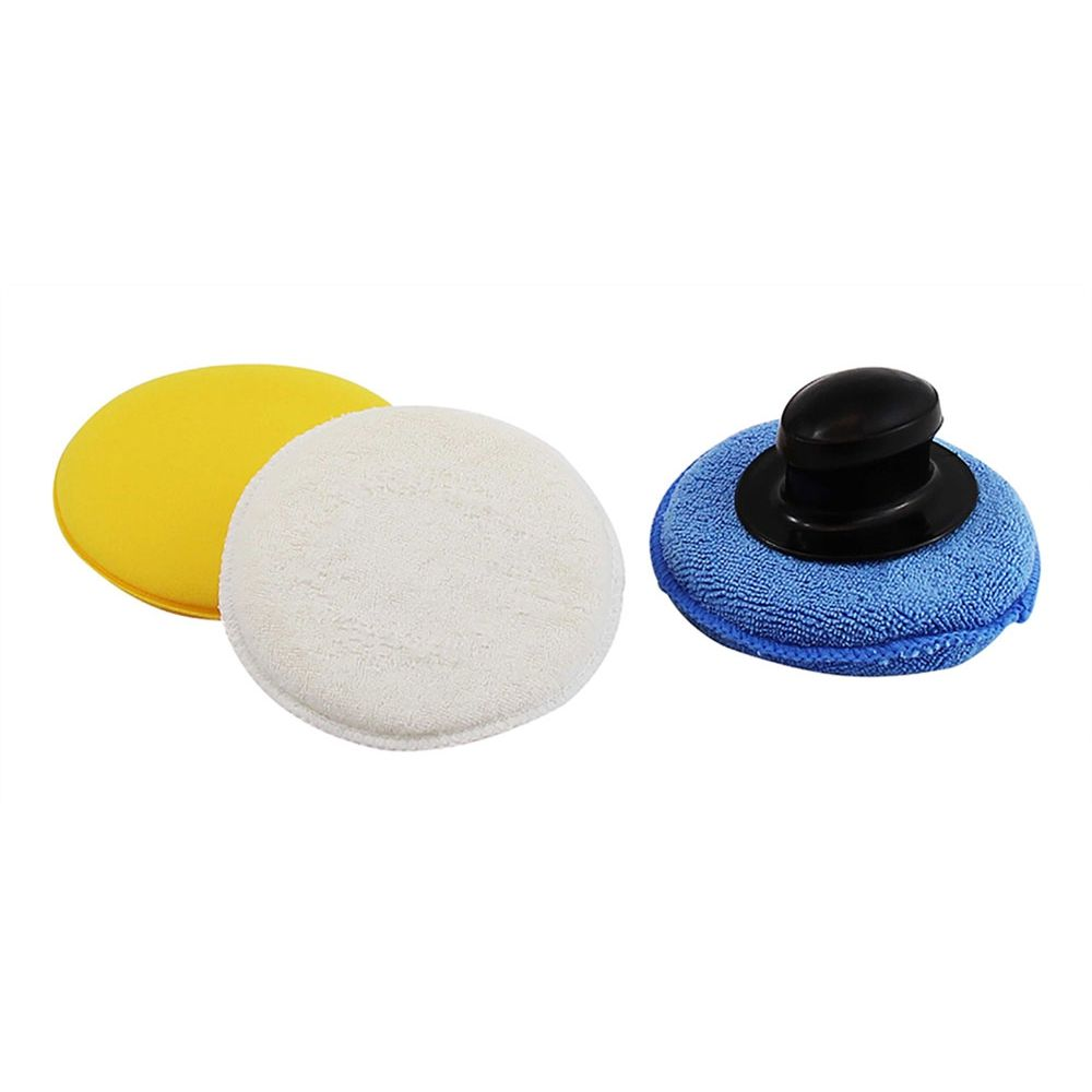 Kit Polimento Com Suporte 3 X 1 GM - GM9580