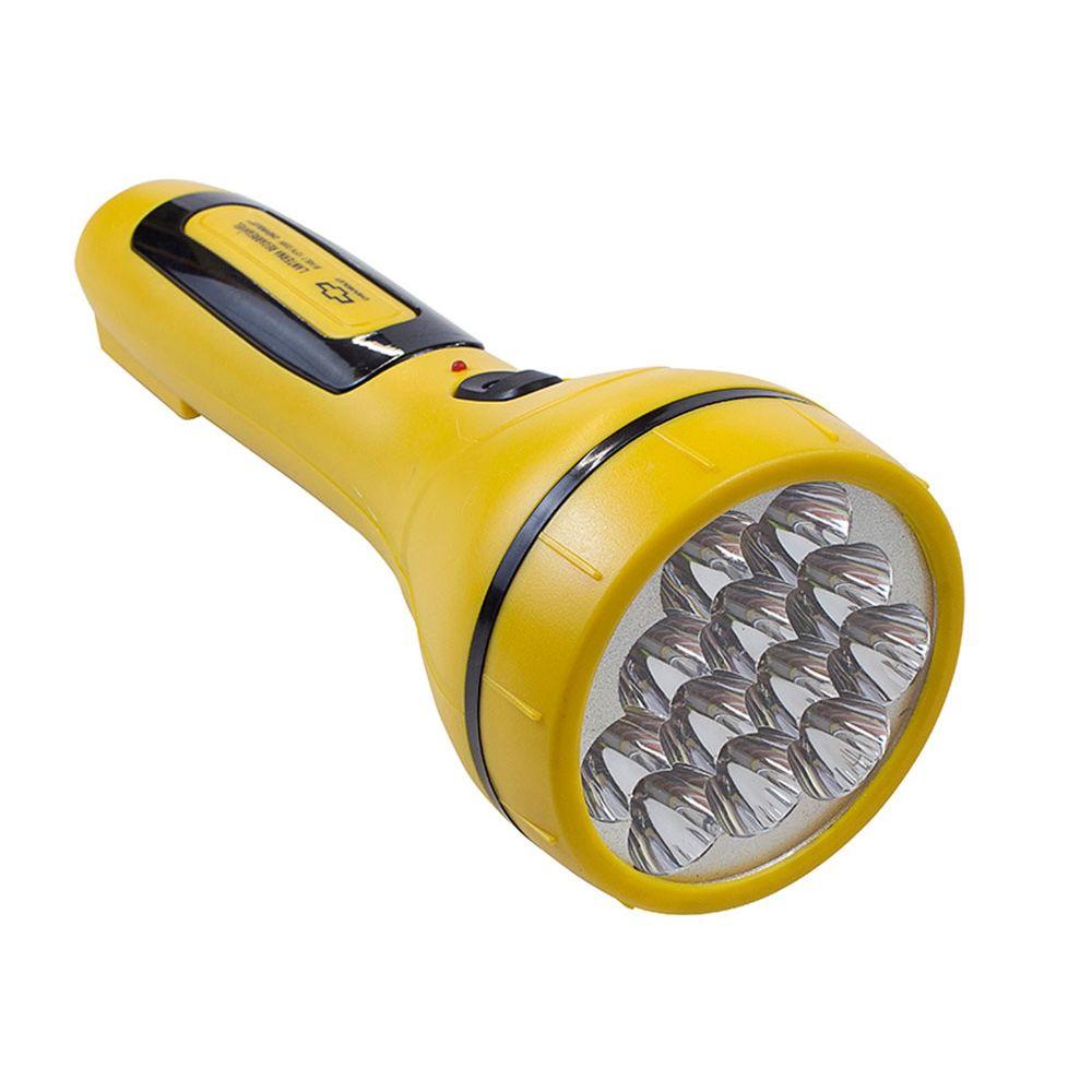 Lanterna Recarregável 12 LEDS GM - GM8012