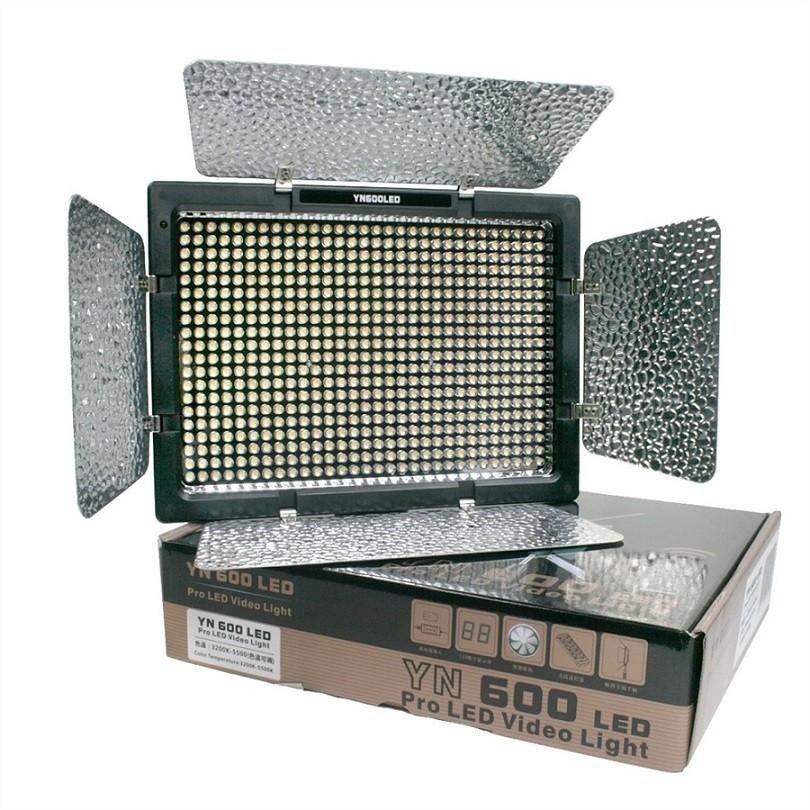 Iluminador Led Yongnuo - YN-600