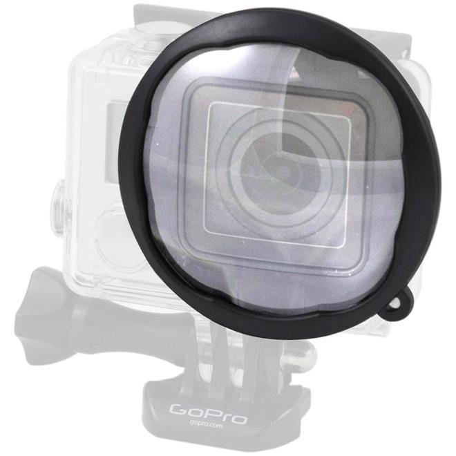 Lente Macro Para Caixa Padrão De Câmera Gopro - P1007