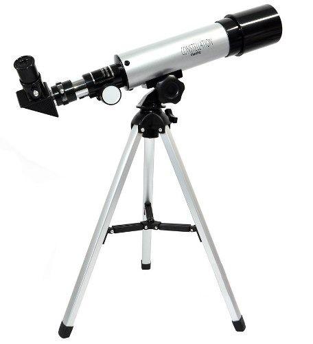 Luneta Constellation Com Lente 6mm E 20mm Observação Lunar Terrestre - F36050tx