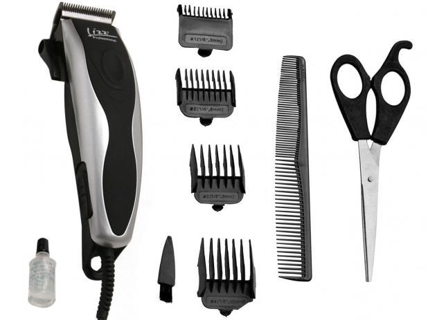 Maquina De Corte Para Cabelo, Pelos e Barba Lizz - PRO100 110v