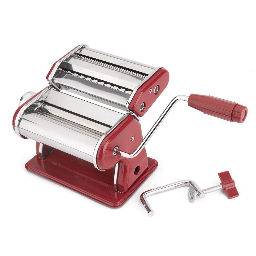 Máquina Para Macarrão Vermelha Ricaelle - Maqm-002