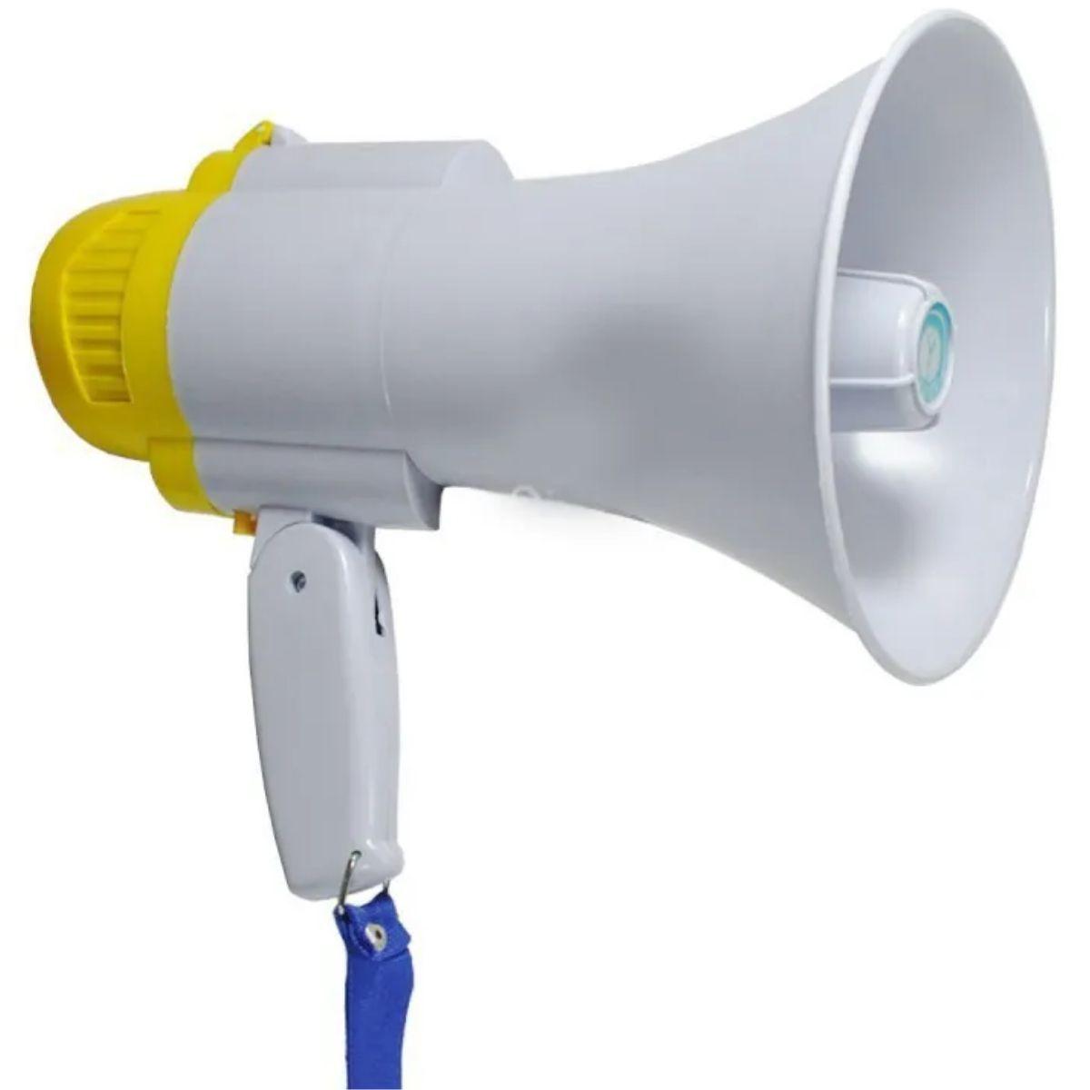 Megafone Profissional Potencia 35W Original USADO - MXT