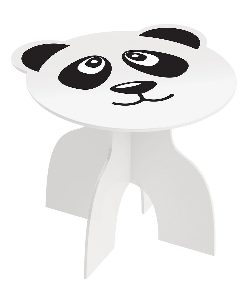 Mesa Infantil Panda Junges Animal Kids - 971