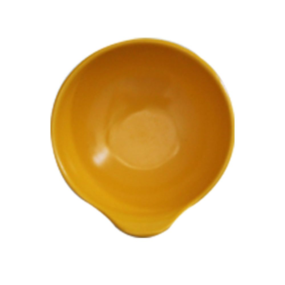 Mini Bowl Brinox 11,5cm 160ml Melamina Amarelo - 0434-003