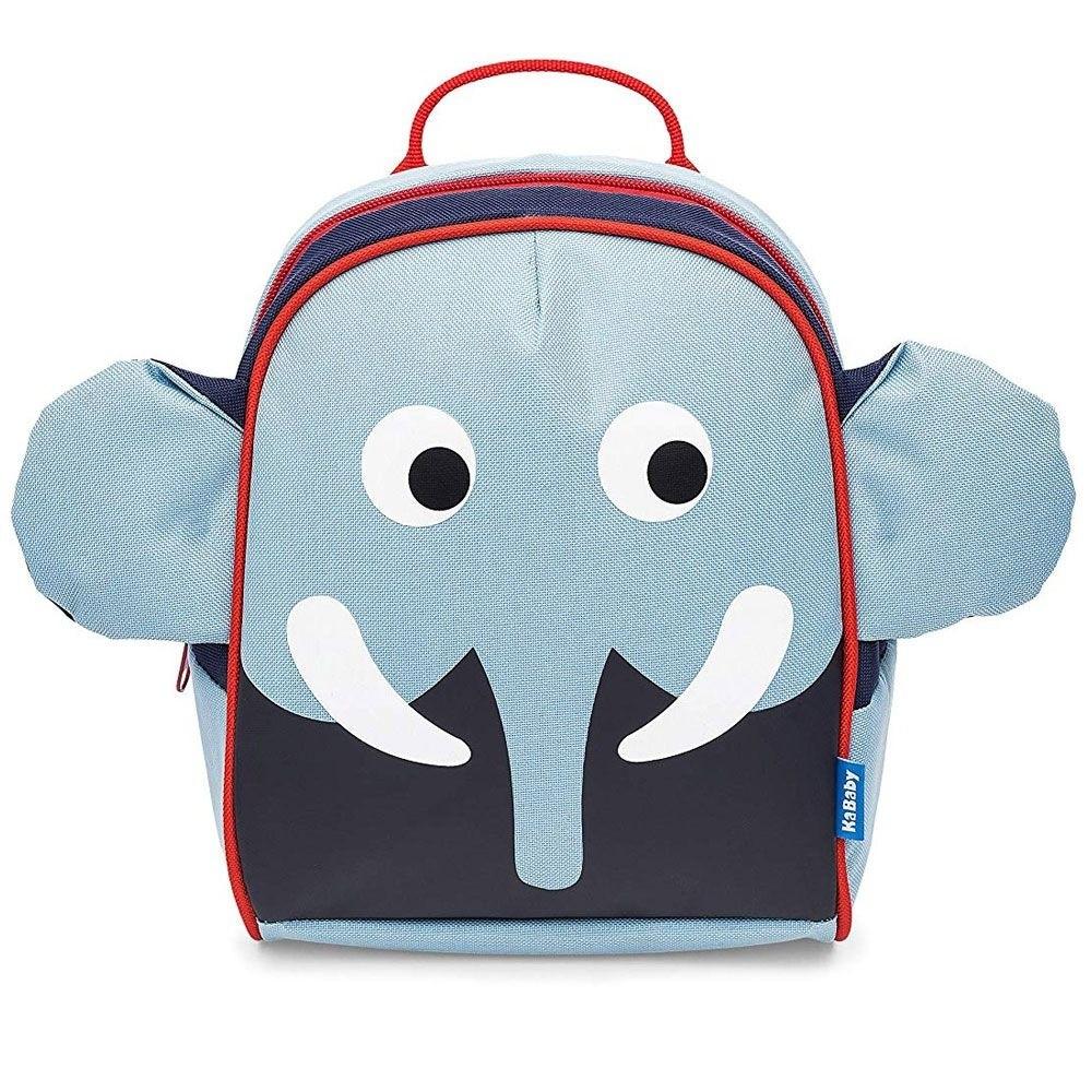 Mochila De Passeio Com Guia Para Crianças Elefante Kababy - 16006F