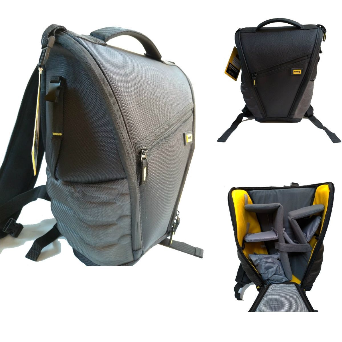 Mochila Easy Profissional Para Fotografia Resistente E Segura - EC-8861