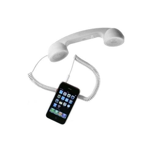 Monofone Vivitar Para Conexão Em Celulares - IPH20788 BRANCO