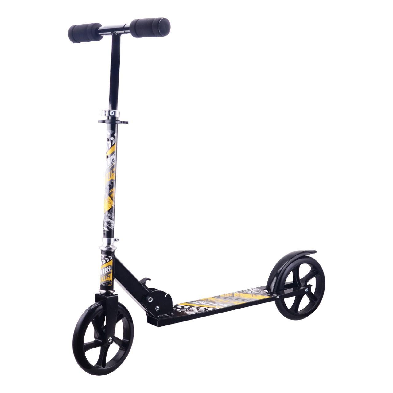 Patinete Adulto e Infantil Roda 20Cm Com 2 Rodas COM VARIAÇÃO - YTA-663