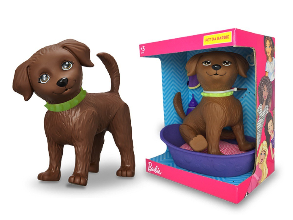 Pet Da Barbie Cachorro Care Dj - 1266