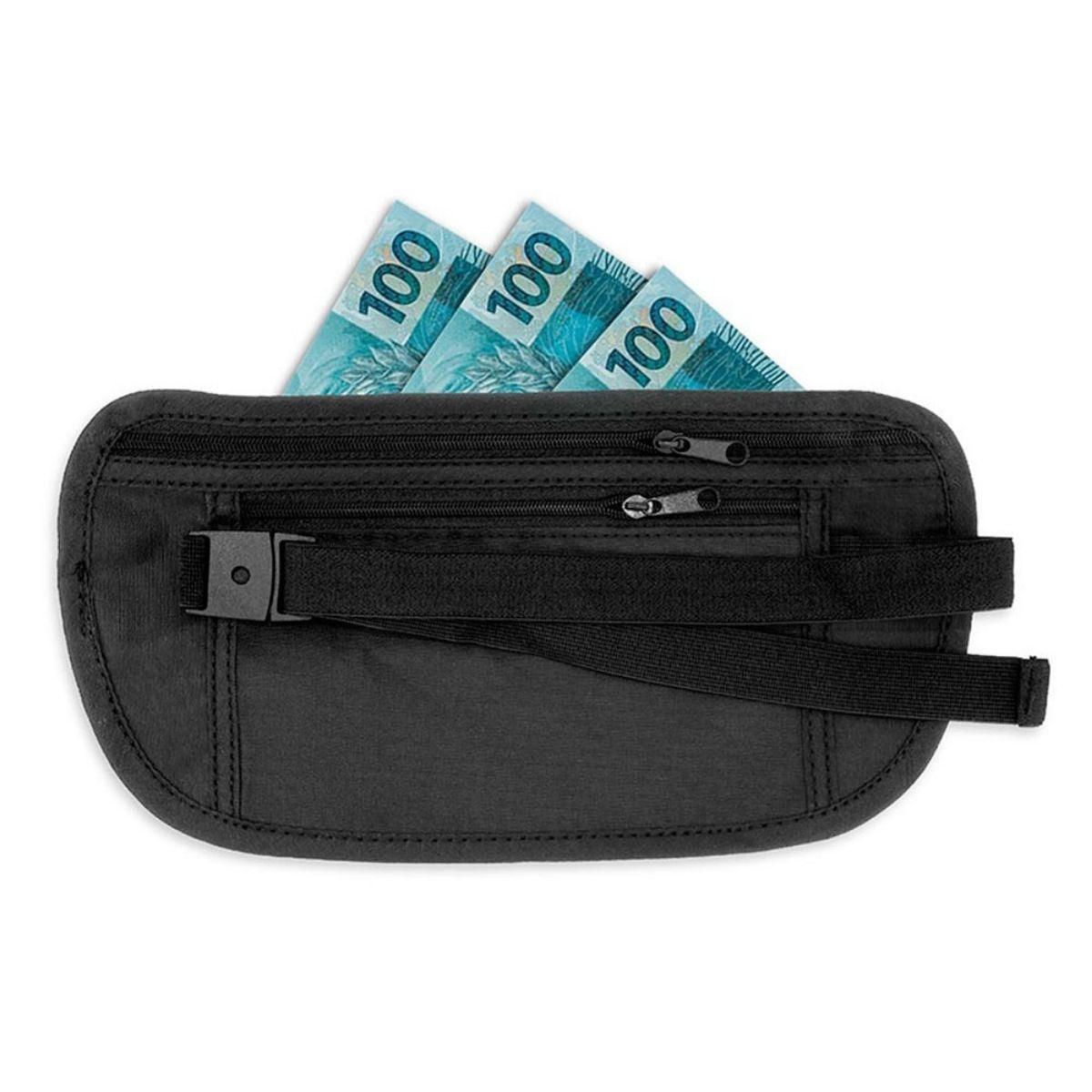 Porta Dólar Para Primícias E Objetos Valiosos Preto - PT1001PT