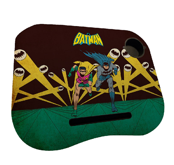 Porta Laptop Mdf/Plastico Dc Batman E Robin - 68027612
