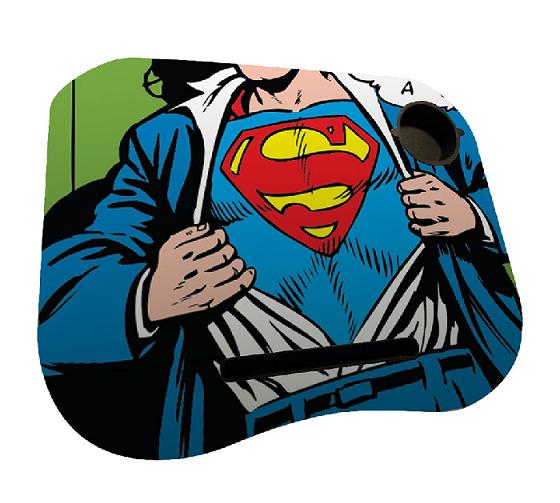 Porta Laptop Mdf/Plastico Dc Superman Opening - 68027610