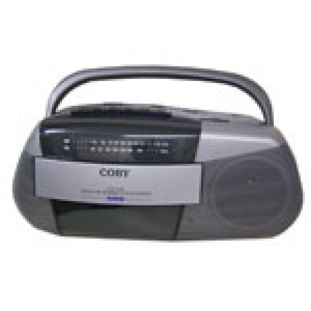 RADIO GRAVADOR MARCA COBY - CX143