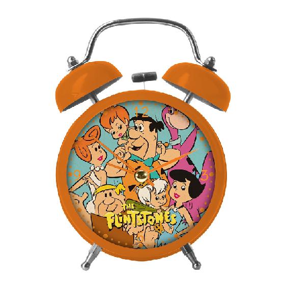 Relógio Mesa Despertador Hb Flinstones All Fa - 71028428