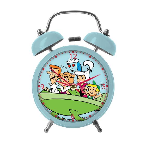 Relógio Mesa Despertador Hb The Jetsons Famil - 71028429