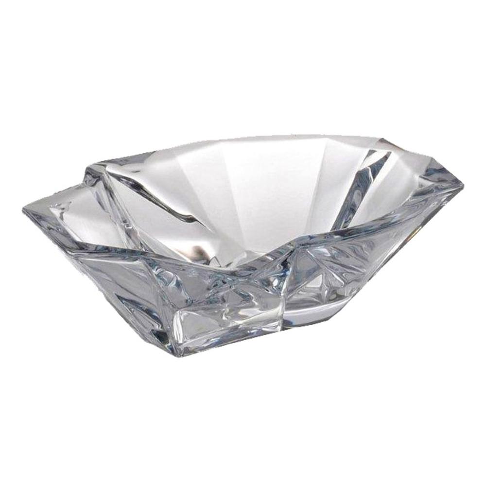 Saladeira Cristal 35 CM Bohemia - 6KE38-350