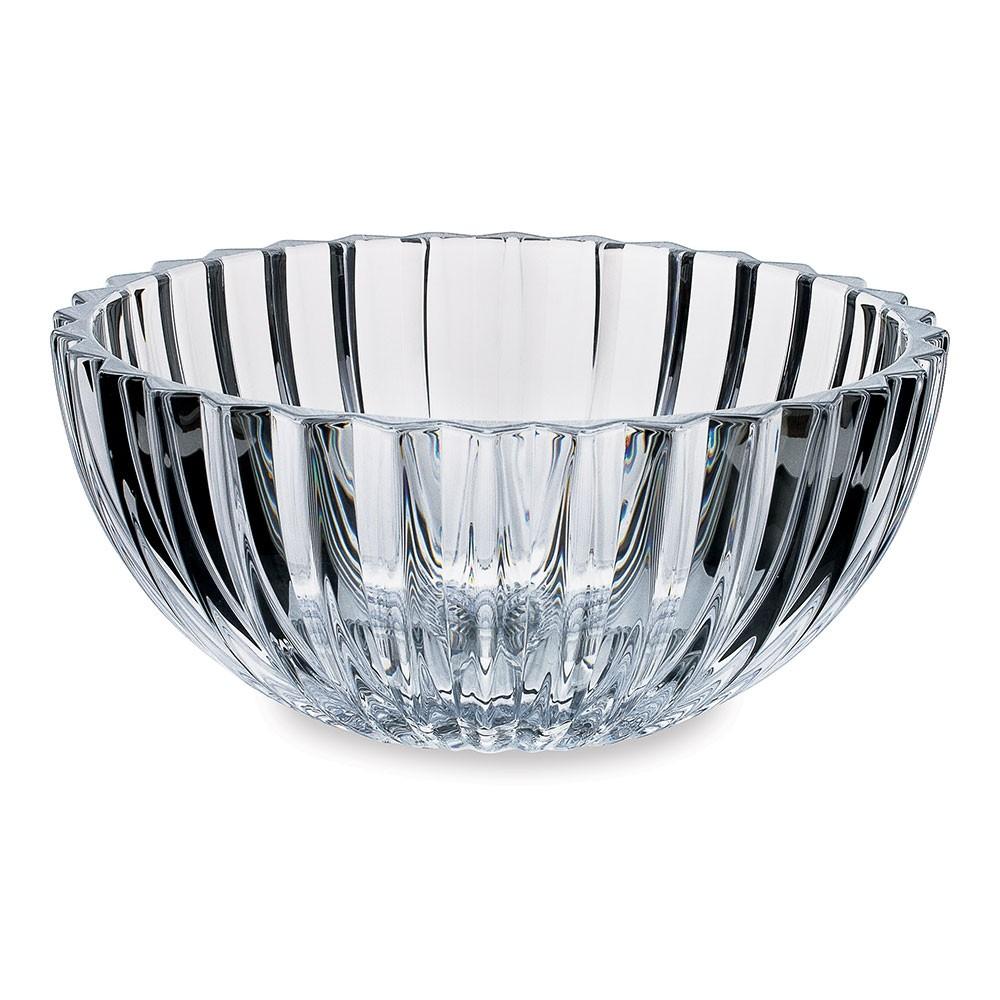 Saladeira Falco Cristal 27 CM Go Te Bohemia - 6KC65-290