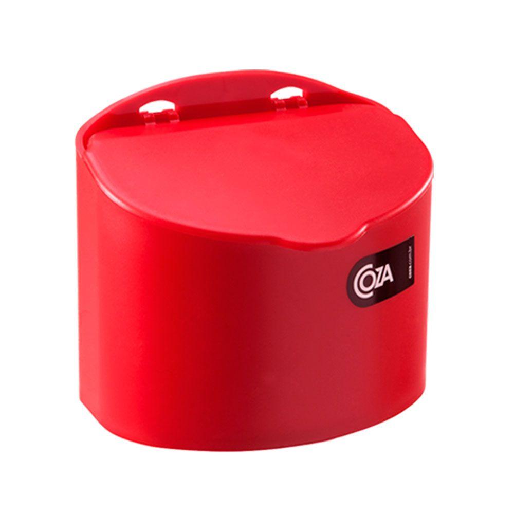 Saleiro Coza 500 G Vermelho - 10843-0053