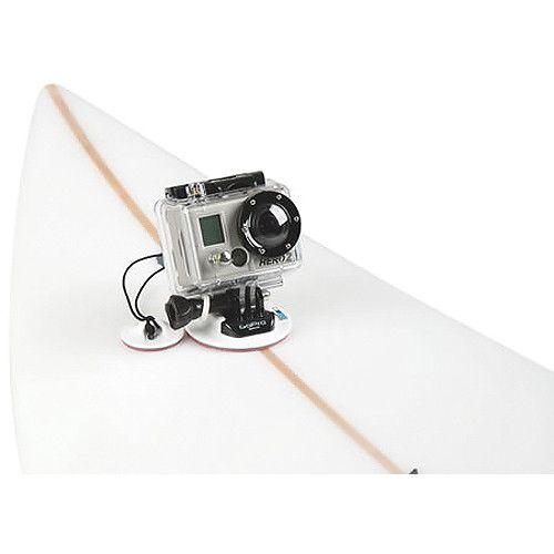 Suporte Base GoPro Para Fixação Em Prancha De Surf - ASURF-001