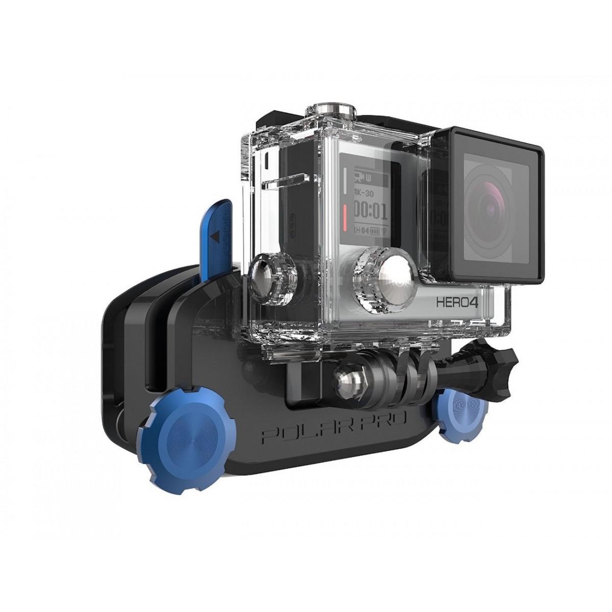 Suporte De Alça Peitoral De Mochila PolarPro Para GoPro - StrapMount