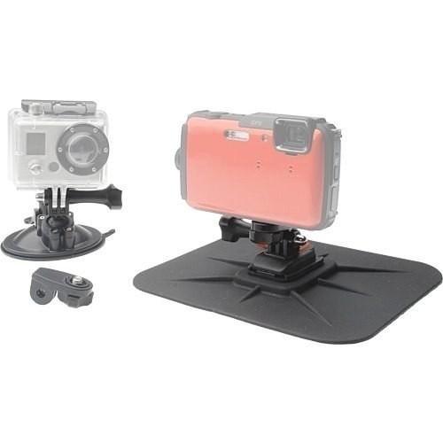 Suportes Vivitar Para Montagem De Câmera GoPro Em Carro - VIV-APM7003