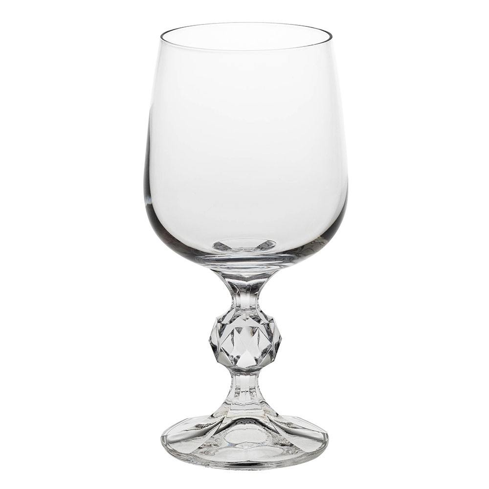 Jogo 6 Taças Vinho Tinto 230 ML Klaudie Bohemia - 4S149-230