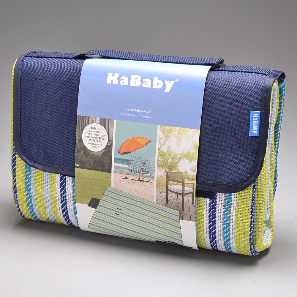 Tapete Para Jardim Forro Impermeável Kababy - 16002M/C