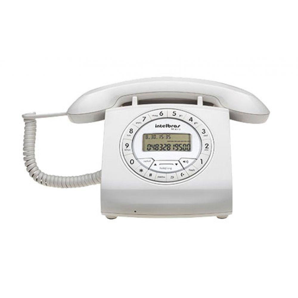 TELEFONE C/FIO INTELBRAS - TC8312