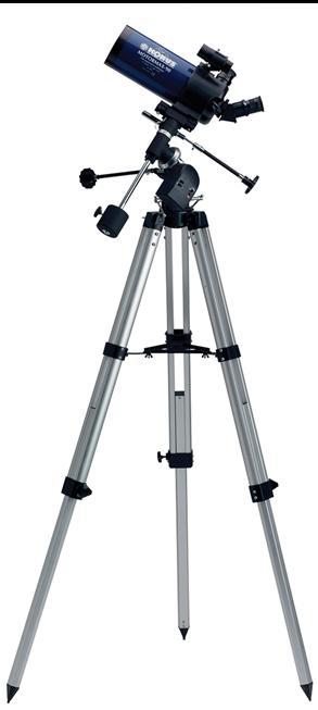 TELESCOPIO GREIKA MAKSUTOV-CASSEGRAIN 90/1200 MAK90-GREIKA
