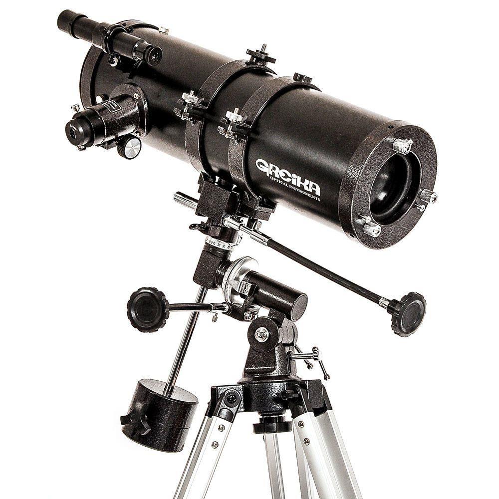 Telescópio GREIKA Newtoniano Amplitude de 1500X Original - Tele-1000114