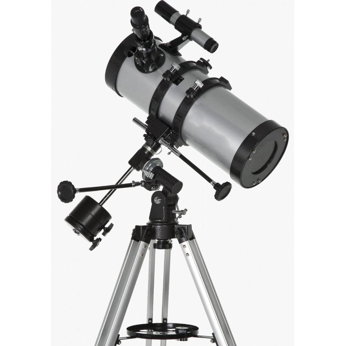 Telescópio Newtoniano Equatorial Greika x 150mm Amplitude 2100X - Constellation