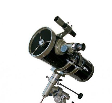 Telescópio Profissional Equatorial Newtoniano Amplitude 2100X - 1400x150 GREIKA