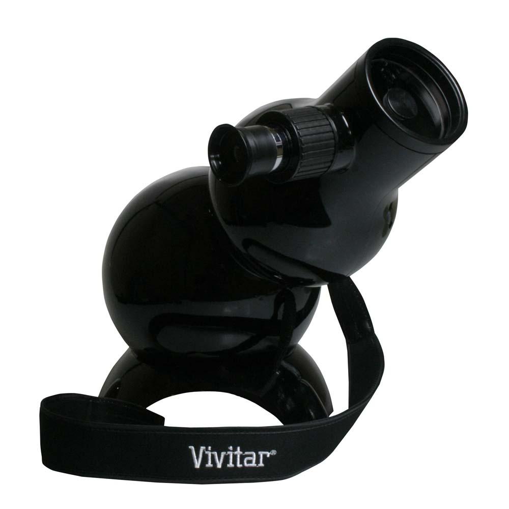 Telescópio Vivitar Refletor Com Abertura De 76mm - Vivtel76360
