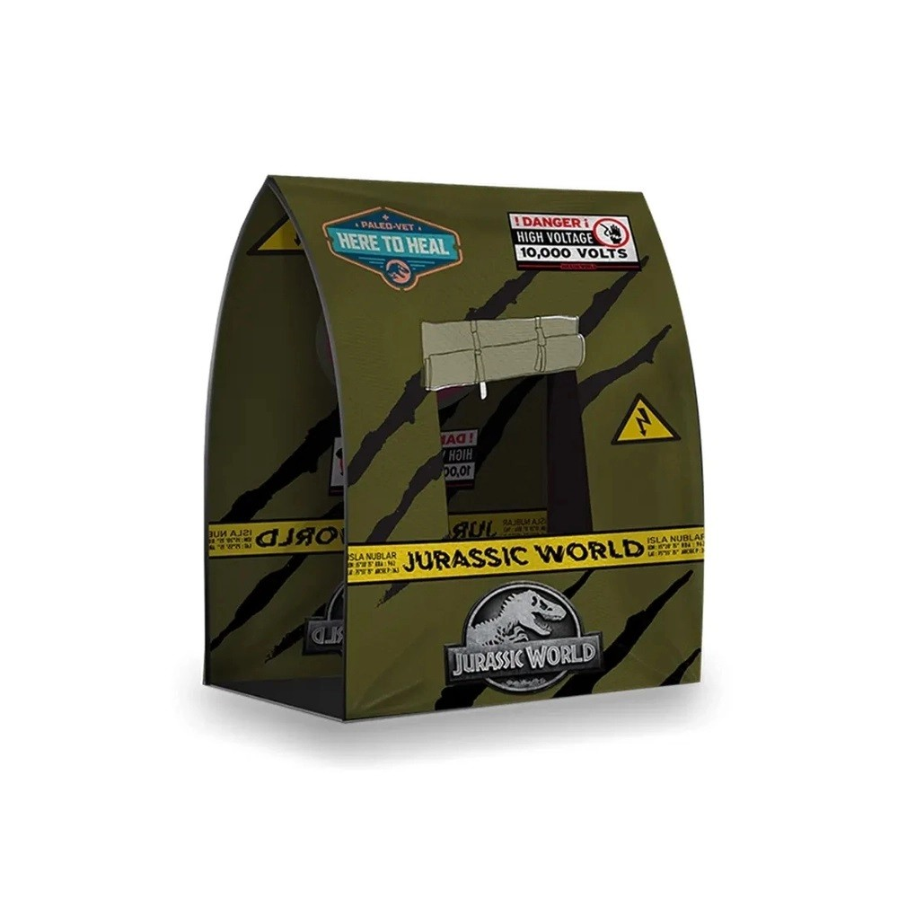 Tenda Jurassic World Paleo-Vet Com Kit Veterinário - 7003