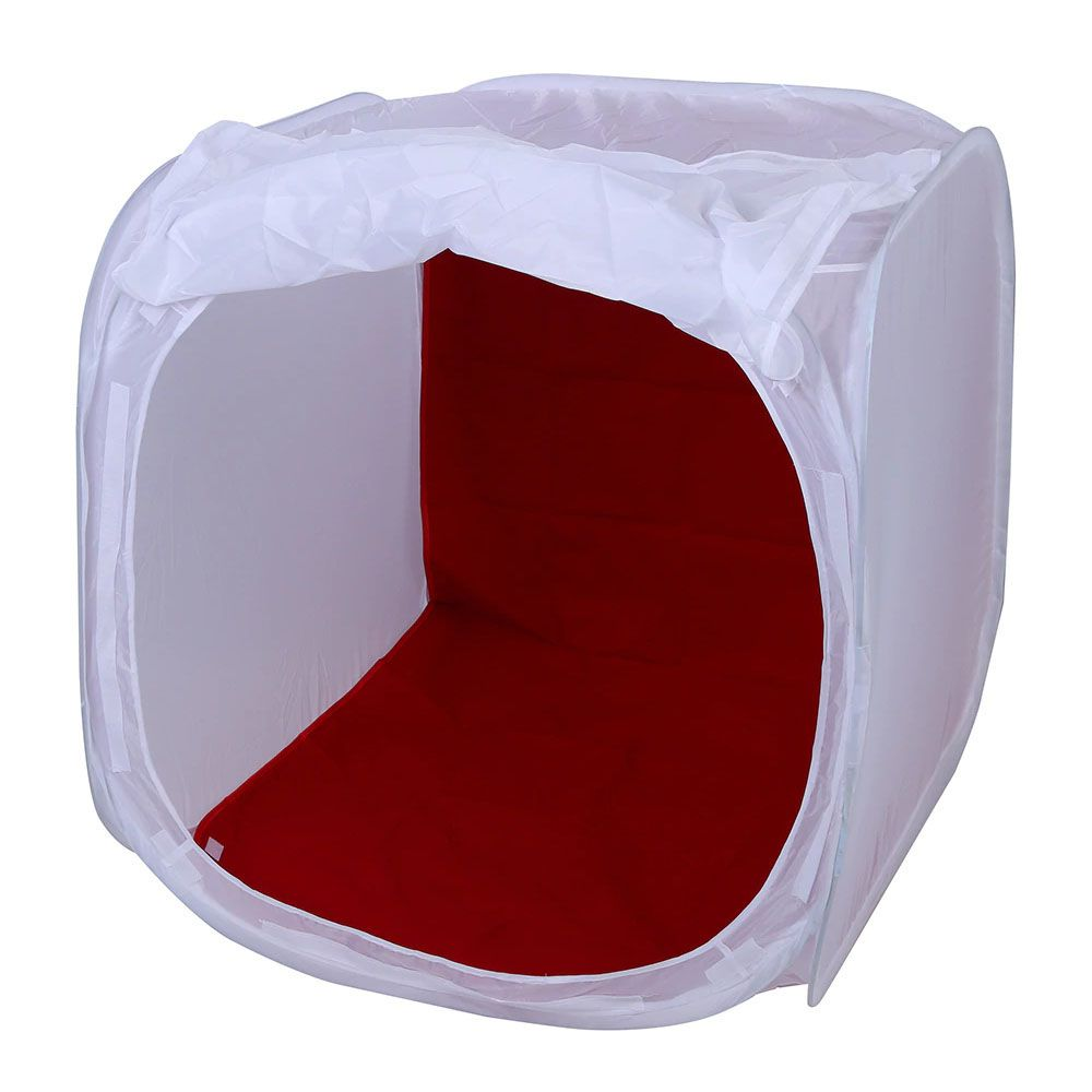 Tenda Luz Difusora Light Box Mini Estúdio Fotografico 40x40 - CI40