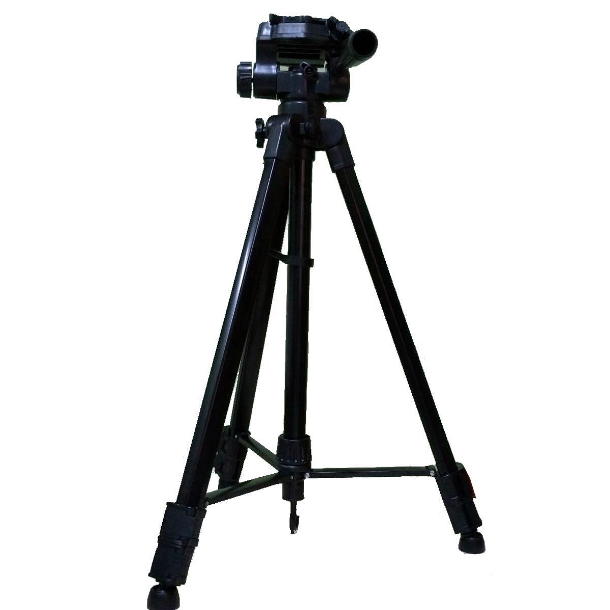 Tripé Fotográfico Profissional Sl3600 Deluxe Lightweight