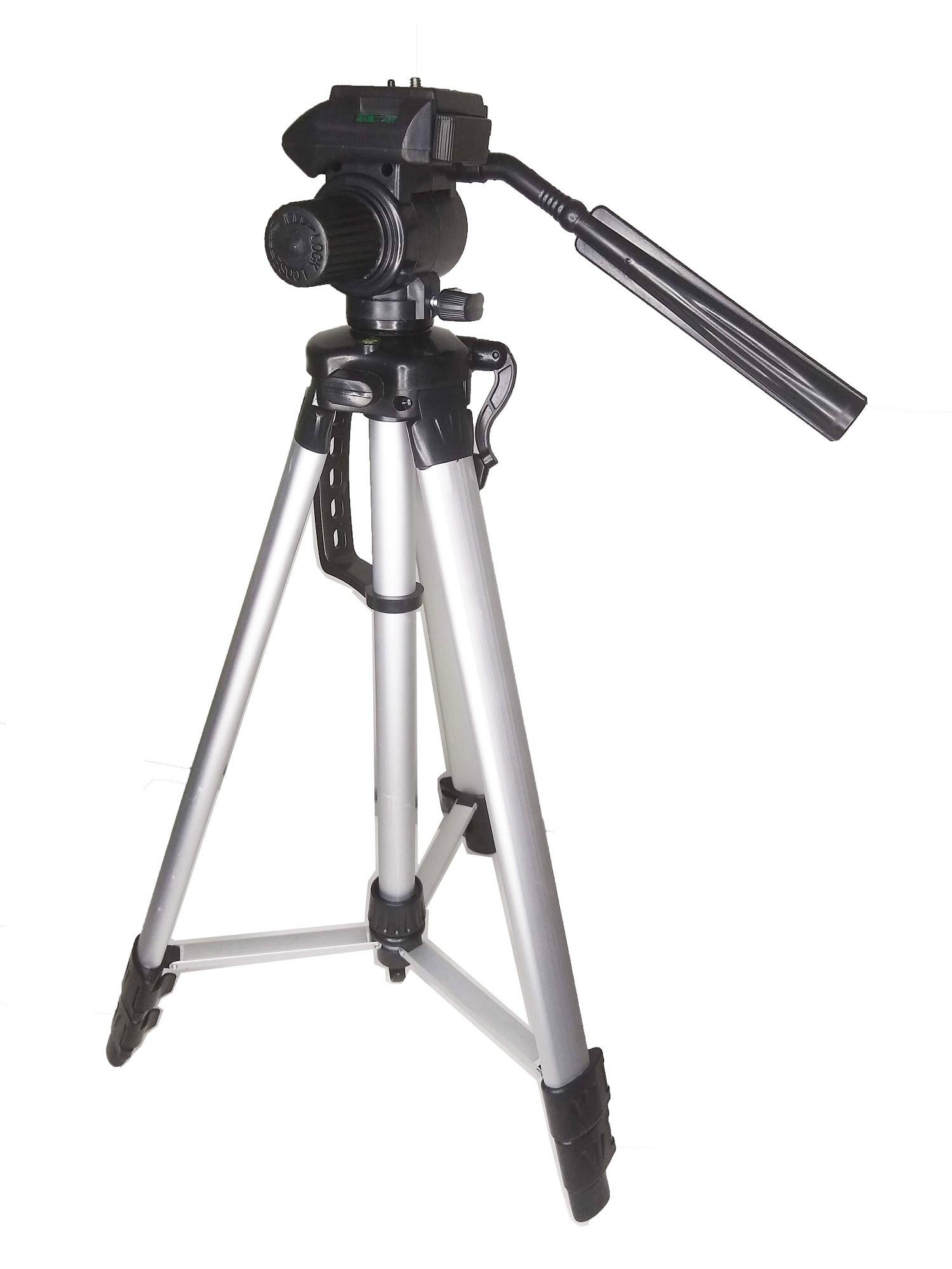 Tripé Para Câmera Profissional Extensível Até 1,8m - STC-360