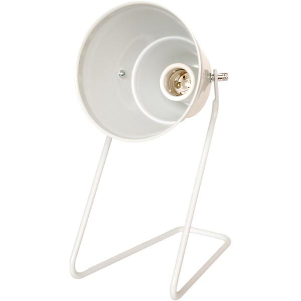 Cod.SUP27 -  Suporte p/ Lâmpada Infravermelho e Ultravitalux E-27  - lampadas.net