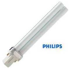 Cod.B002 - Lâmpada UV-B 9W Narrow Band - Philips PLS9W/01/2P  - lampadas.net