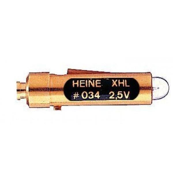 Cod.HE034 - Lâmpada Heine  X-01.88.034 2.5V  - lampadas.net