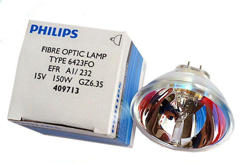 Cod.6423FO - Lâmpada 6423FO (EFR) PHILIPS 15V 150W  - lampadas.net