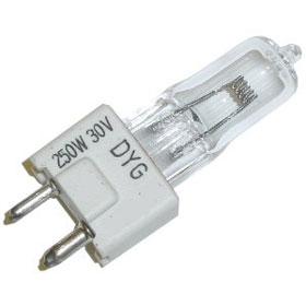 Cod.DYG Lâmpada DYG 30V 250W  - lampadas.net